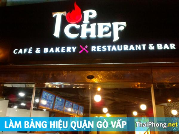 Làm bảng hiệu quảng cáo quận Gò Vấp